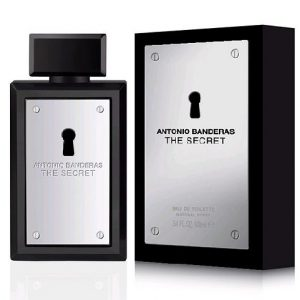 Antonio Banderas The Secret edt FÉRFI 100ml