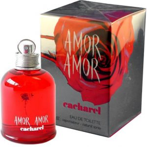 Cacharel Amor Amor edt NŐI 50ml