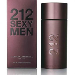 Carolina Herrera 212 Sexy Men edt FÉRFI 100ml