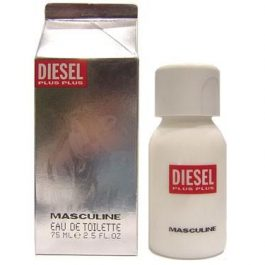 Diesel Plus Plus White edt FÉRFI 75ml