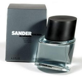 Jil Sander Sander for Men edt FÉRFI 125ml