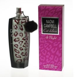 Naomi Campbell Cat Deluxe At Night edt NŐI 30ml